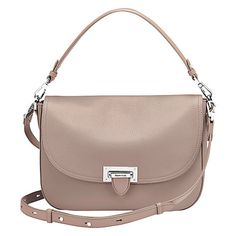 Letterbox Slouchy Saddle Bag, £450 | Aspinal Of London