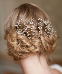 A Noiva | 50 penteados para cabelos curtos