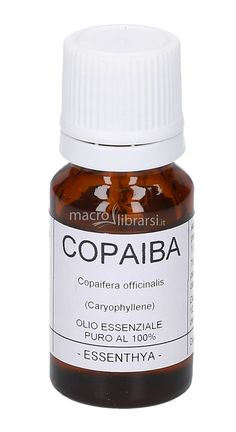 Copaiba - Olio Essenziale Puro - 10 ml