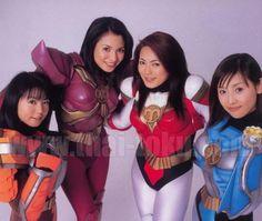 【ヒーロースーツ】女の子のマスクオフってなんかいいよね・・・ : 変身速報 Power Rangers, Mascot Costumes, Cosplay Costumes, Armadura Cosplay, Kamen Rider Zi O, Live Action Film, Captain Marvel, Asian Woman, The Funny