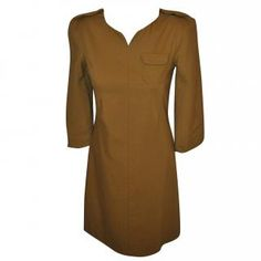 See By Chloe - See by Chloe Tobacco/ Mustard Coloured Dress | Hardly Ever Worn It