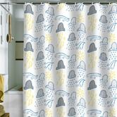 Found it at AllModern - Jennifer Denty Clouds Shower Curtain