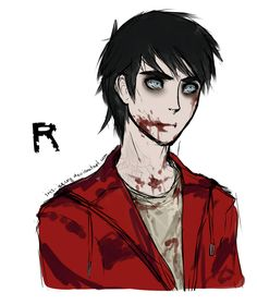 WARM BODIES: R by ~Iris-icecry on deviantART