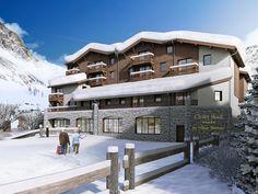 Dit luxe, nieuwgebouwde appartementencomplex ligt vlakbij de piste en kun je na een dag skiën helemaal tot rust komen in de Spa.