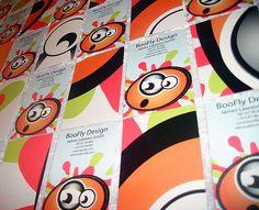 design business cards