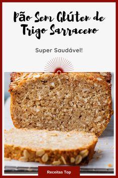 Sin Gluten, Sem Gluten Sem Lactose, Dairy Free, Gluten Free, Love Cake, Banana Bread, Zero, Low Carb, Desserts