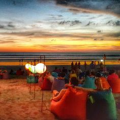 Lovely place to chill and enjoy the beautiful sunset! Love it! ============================== Photo by @ria_flux Thanks for sharing.  NOTE : KEEP BALI CLEAN IF WANT TO REGRAM FROM THIS PAGE PLEASE MENTION @fascinatingbali & PHOTO'S OWNER. THANKS  ============================== Visit our Site (link on Bio) Keep use hashtag #fascinatingbali to allow Us feature your moment in Bali ============================== #sunset #bali #beach #skyporn #instatravel #chill #travel #hdr #bestvacations…