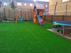 Stunning example of how to transform your garden from a mucky messy wet mud pit into a fantastic play area for the kids and pets. Using the very latest in Super Soft Artificial Grass, and installed by Artificial Turf Scotland. http://artificialturfscotland.co.uk/
