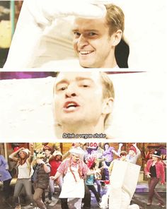 "SNL did their own Harlem Shake. | The 21 Best Moments Of Justin Timberlake On ""Saturday Night Live"""