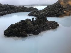 The Blue lagoon Iceland  A must if you get to go there.
