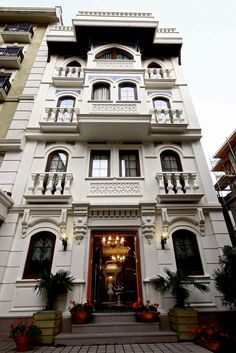 Hotel Niles at Istanbul, Turkey