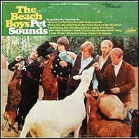 """One of the finest, and best produced, rock albums of the 20th Century - original mono release of the Beach Boys' """"Pet Sounds"""""""