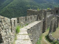 Maglic Castle, Kraljevo, Serbia
