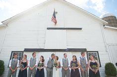 Heritage Prairie Farm wedding photographer