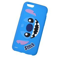 Introducing Disney's Stitch face iPhone 6/6s smartphone case cover. Official Disney Character Goods Store. Fashion, merchandise, toys, stationary and many other types of goods available. Also great for ordering presents and gifts online.