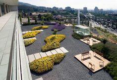 jardín tanatori ronda de dalt, barcelona