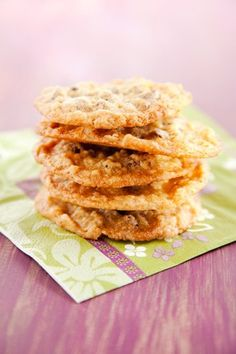 Check out what I found on the Paula Deen Network! Oatmeal Chocolate Chip Cookies http
