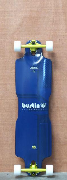 """Bustin 36"""" Sportster Longboard Complete"""
