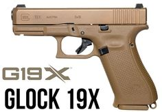 World premiere for Glock pistol at Shot Show 2018 925 001 Glock Guns, Weapons Guns, Guns And Ammo, Glock 9mm, Military Guns, Hunting Rifles, Self Defense, Survival, Tactical Gear
