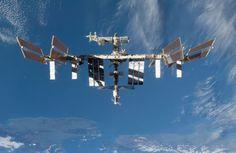 Hogar en el espacio: La Estación Espacial Internacional cumple 15 años ow.ly/r0B70 #ISS15 (Foto: NASA)