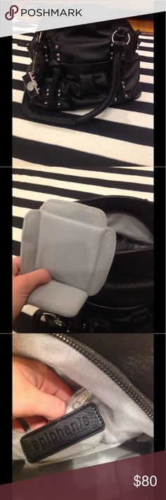 """Epiphanie """"Lola"""" Camera Bag!!📷📸 Super nice Epiphanie camera bag! It comes with several Velcro organizers(pictured)...I've only carried a few times! Epiphanie Bags Shoulder Bags"""