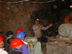 Phoenix Gold Mine tour, Idaho Springs, CO