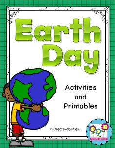 Earth Day Poetry, Math, and Writing Activities. by Create-Abilities Kindergarten Activities, Writing Activities, Science Activities, Science Resources, Science Ideas, Primary Science, Science For Kids, 5th Grade Writing, Poetry For Kids