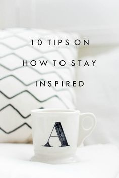 Tips on how to stay