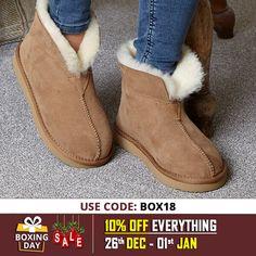 Shop sheepskin slippers from Draper of Glastonbury. Our mens and womens sheepskin slipper range includes sheepskin footwear, moccasins, booties, and mules. Ladies Sheepskin Slippers, Sheepskin Boots, Trendy Accessories, Footwear, Lady, Shoe, Shoes, Zapatos
