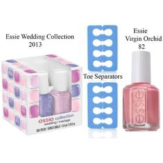 Essie Wedding 2013 Mini Sets   1 Essie Virgin Orc ($18.00)