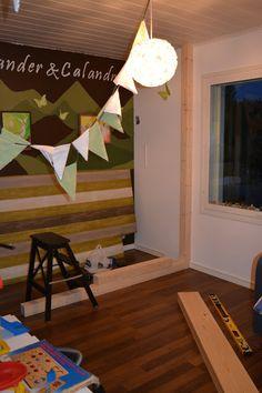 Unelmien koti: Kerrossänky lastenhuoneeseen Koti