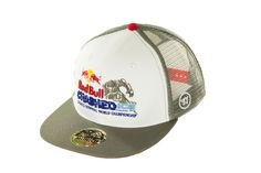Red Bull Crashed Ice Trucker Cap