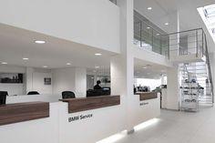 Design by BuroProject.be, BMW JM Martin L Office, Showroom Design, Interior Design, All Design, Mirror, Projects, Furniture, Home Decor, Interior Design Studio