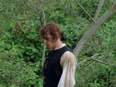 Outlander Dragonfly In Amber filming