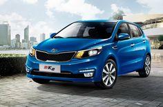 Хэтчбек KIA Rio 3-поколения Kia Rio, Driving Test, Car Ins, Russia, Vehicles, K2, News, Cars, Vehicle