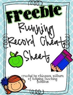 This+is+a+quick+cheat+sheet+to+use+while+taking+and+reading+running+reading+records.