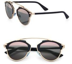 785ca17818 Fashion Accessories I Spring Summer must haves I Black  amp  Gold  sunflasses I Dior So