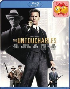 #awesome Kevin Costner Sean Connery Robert De Niro. Federal agent Elliot #Ness battles gangsters in #Prohibition-era Chicago in this colorful film based on the TV...