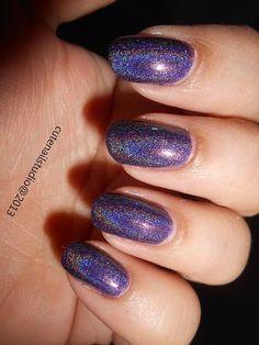 Bornpretty holographic nail