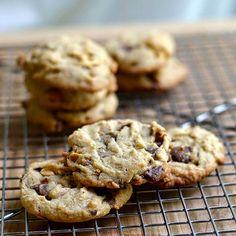 Maida Heatter's Heath Bar Cookies