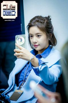 Korean Actresses, Korean Actors, Korean Novela, She Was Pretty Kdrama, Hwang Jung Eum, Pretty Hairstyles, The Twenties, My Girl, Tv Shows