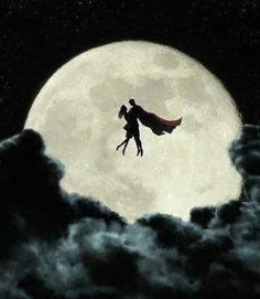 Superman and Wonder Woman by edsfox Superman Love, Superman And Lois Lane, Superman Family, Superman Comic, Superman Man Of Steel, Superman Wonder Woman, Smallville, Aquaman, Arte Dc Comics