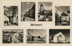 #Viipuri #postikortit Central Asia, Old Pictures, Finland, Photo Wall, War, Graphic Design, Product Design, Lost, Dreams