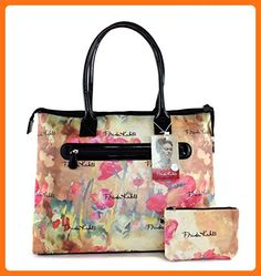 a4edb710145e Genuine Frida Kahlo Luggage Large Tote Shoulder Handbag - Shoulder bags ( Amazon  Partner-Link)