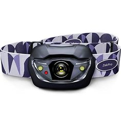 Special Offers - #1 Best Led Headlamp Flashlight  Ultra Bright with 5 Modes  90 Lumens Professional Headlight For Hunting Running Reading Camping  White Red and Strobe Lights  350% Longer Battery Life  Adjustable Design  Power Head Strap  Water Resistant - In stock & Free Shipping. You can save more money! Check It (September 03 2016 at 08:43PM)…