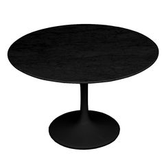 Finemod Imports Modern Flower Marble Table 60""