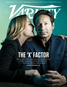 The X-Files: David Duchovny, Gillian Anderson have 'talked about ...
