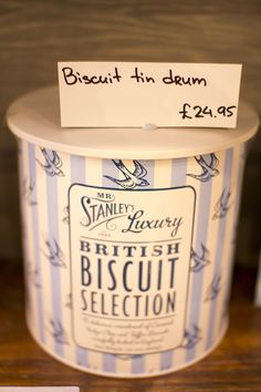 Luxurious Biscuits Selection!