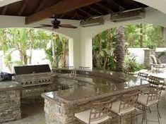 backyard kitchens - Google Search