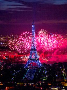 Eiffel Tower - Paris - France (von y.caradec)